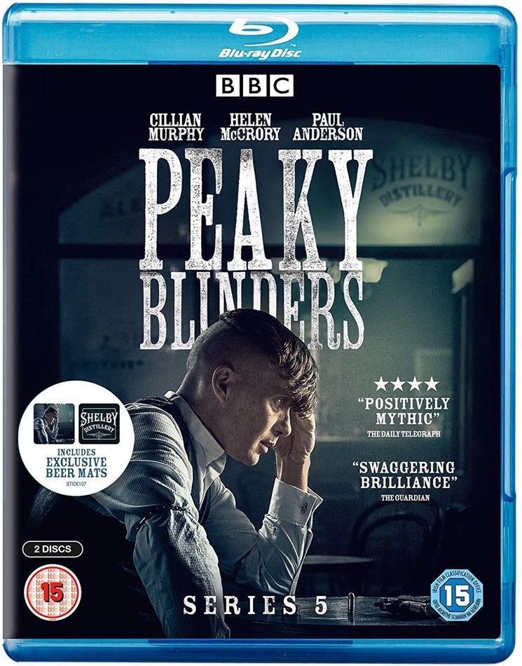 Peaky Blinders - Series 5 (BBC, 2 Blu-rays)