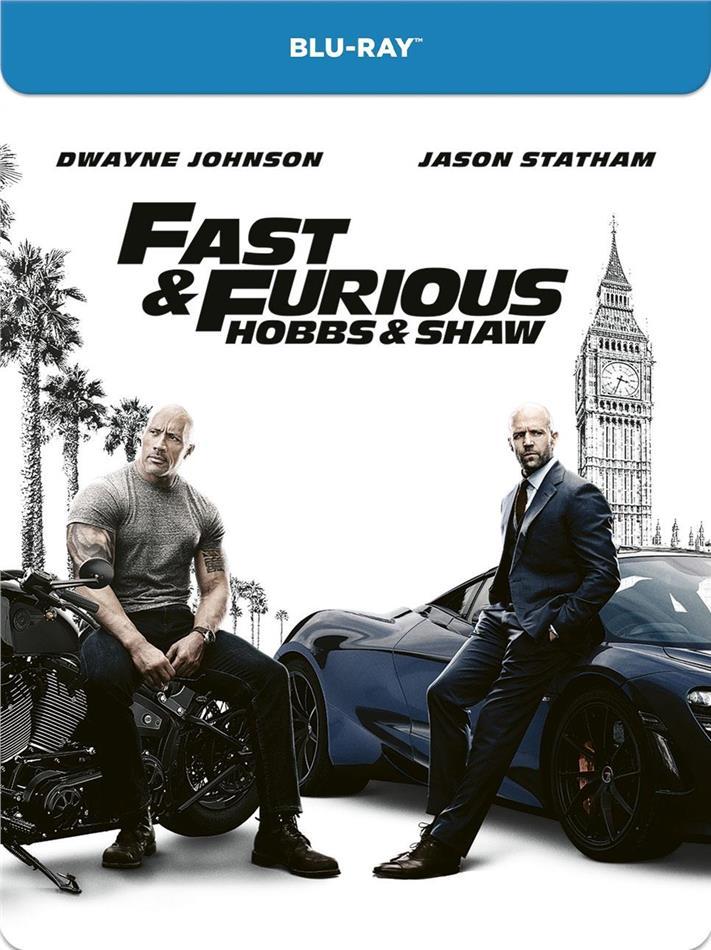 Fast & Furious: Hobbs & Shaw (2019) (Steelbook)