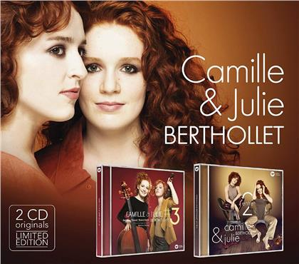 Camille Berthollet & Julie Berthollet - #3 & Entre 2 - 2 CD Originals (2 CDs)