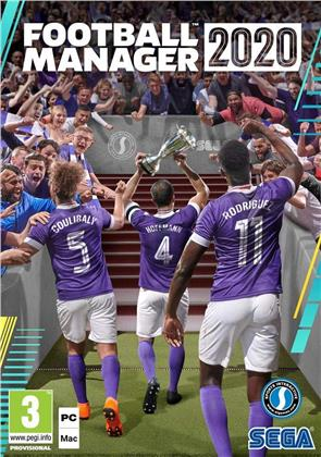 Football Manager 2020 Digipack (Day One Edition)