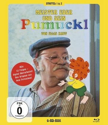 Pumuckl - Meister Eder und sein Pumuckl - Staffel 1+2 (6 Blu-rays)