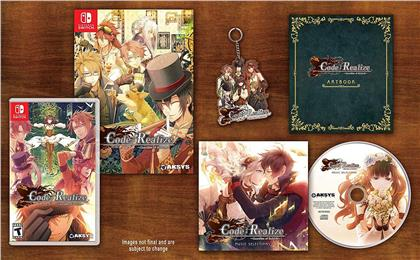 Code: Realize - Guardian Of Rebirth (Édition Collector)