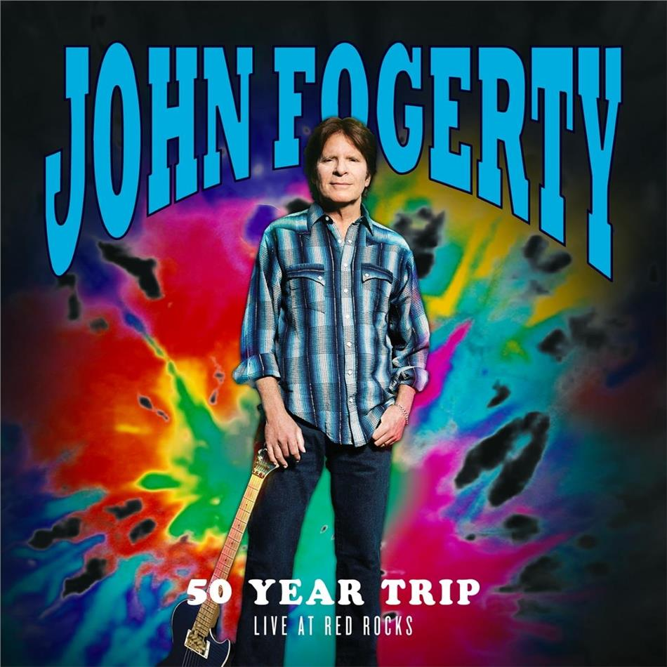 John Fogerty - 50 Year Trip: Red Rocks Live