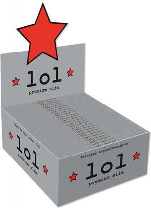 L. O. L. King Size Slim Premium Box - 50 Hefte mit je 33 Blatt