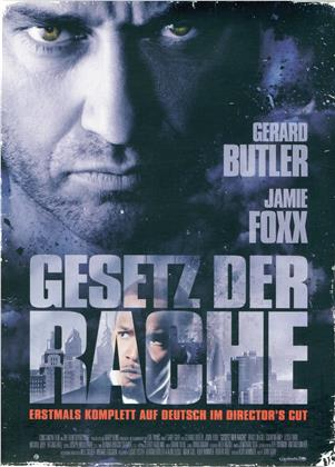 Gesetz der Rache (2009) (VHS Box, Limited Tape Edition, Director's Cut)
