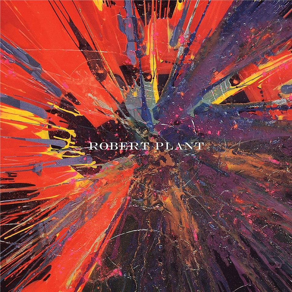 "Robert Plant - Digging Deep (8 7"" Singles + Buch)"
