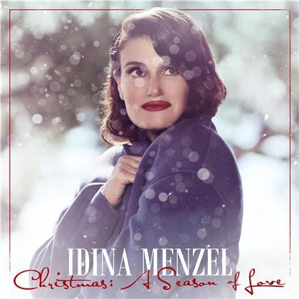 Idina Menzel - Christmas: A Season Of Love (2 LPs)
