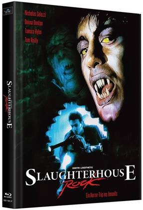 Slaughterhouse Rock (1988) (Cover C, Limited Edition, Mediabook, 2 Blu-rays + DVD)