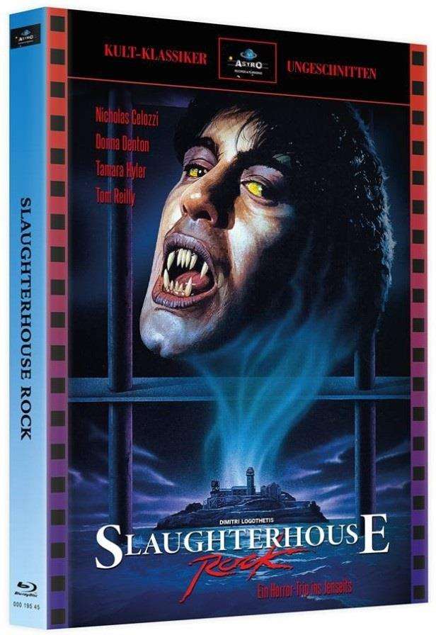 Slaughterhouse Rock (1988) (Cover A, Kult-Klassiker Ungeschnitten, Limited Edition, Mediabook, 2 Blu-rays + DVD)