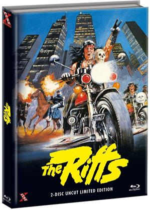 The Riffs (1982) (Cover A, Limited Edition, Mediabook, Uncut, Blu-ray + DVD)