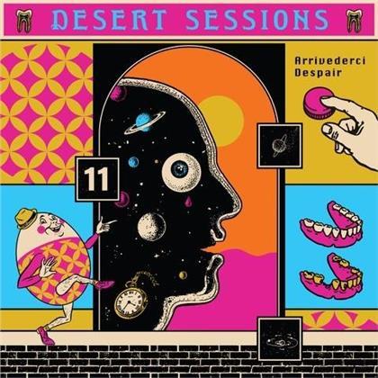 Desert Sessions 11 & 12 (Gatefold, LP)
