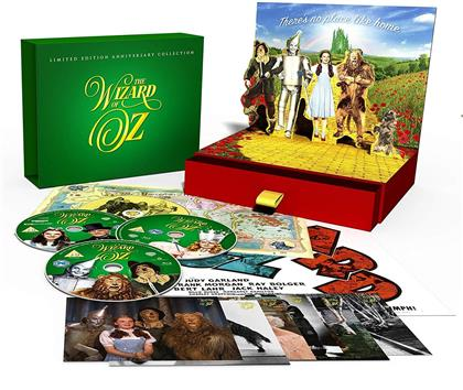 The Wizard Of Oz (1939) (Limited Edition, 4K Ultra HD + 2 Blu-rays + CD)