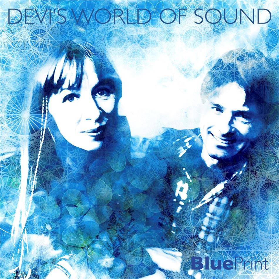 Devi's World Of Sound - Blue Print (Digipack)