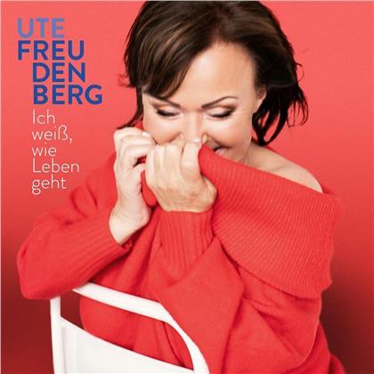 Ute Freudenberg - Ich weiss, Wie Leben geht (Digipack)