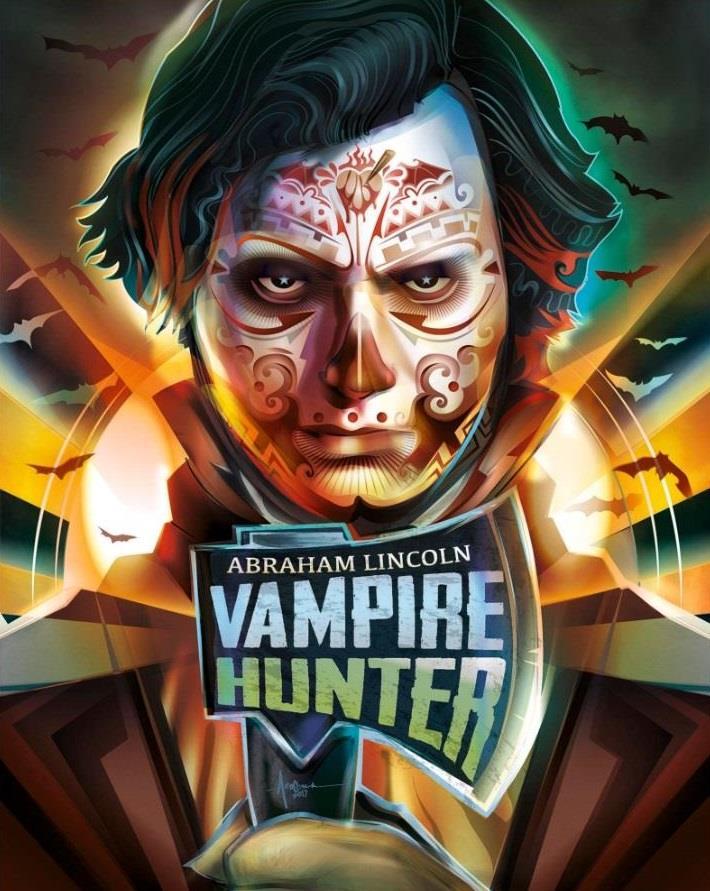 Abraham Lincoln: Vampire Hunter (2012) (Edizione Limitata)