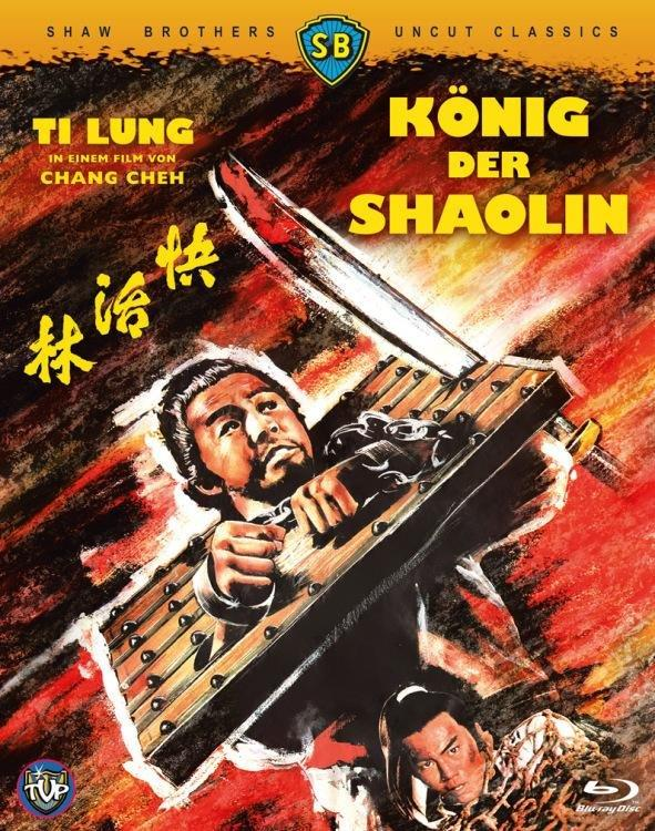 König der Shaolin (Shaw Brothers Uncut Classics, Kleine Hartbox, Limited Edition)