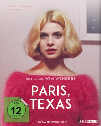 Paris, Texas (1984) (4K-restauriert)