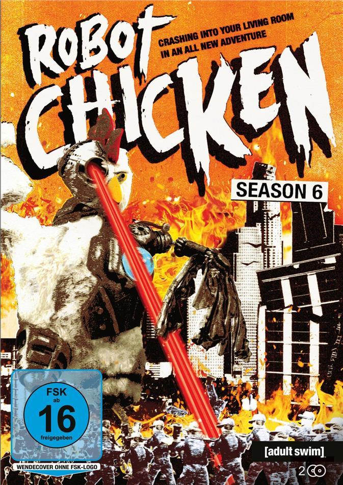 Robot Chicken - Staffel 6 (2 DVDs)