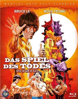Das Spiel des Todes - Enter the Game of Death (1978) (Martial Arts Cult Classics, Kleine Hartbox, Limited Edition)