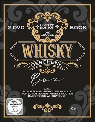 Die grosse Whisky-Geschenk-Box inkl. Buch (Limited Edition, 2 DVDs)
