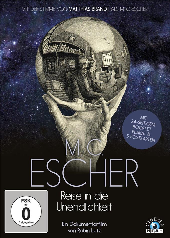 M. C. Escher - Reise in die Unendlichkeit (2018) (Schuber, Digibook)