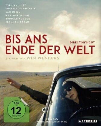 Bis ans Ende der Welt (4K-restauriert, Director's Cut, 2 Blu-rays)