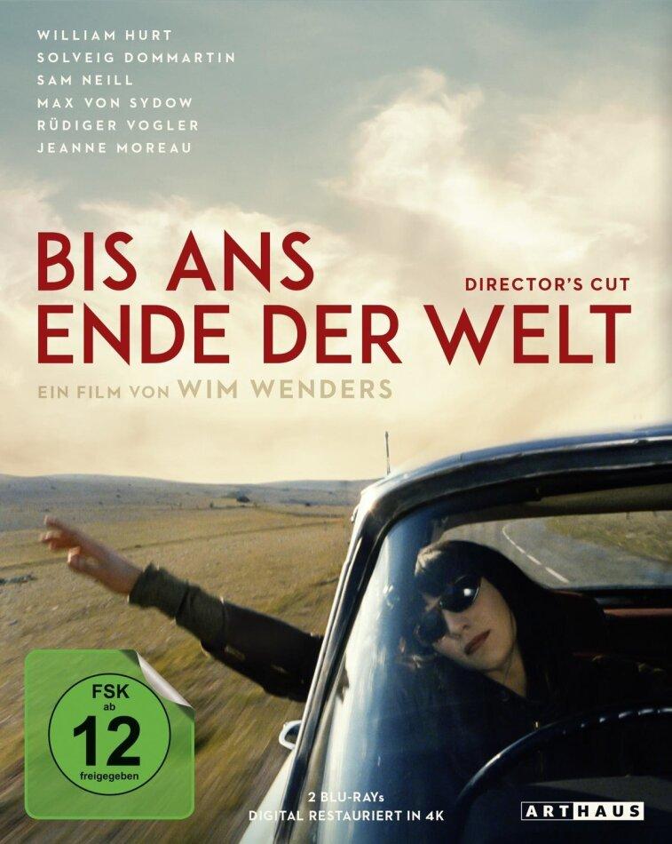 Bis ans Ende der Welt (4K-restauriert, Director's Cut, 2 Blu-ray)