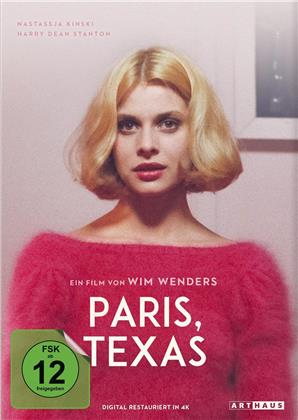 Paris, Texas (1984) (4K-restauriert, 2 DVDs)