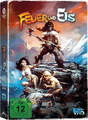 Feuer und Eis (1983) (VHS-Edition, Limited Edition)
