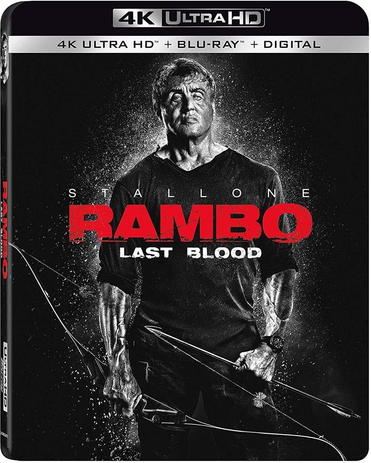 Rambo 5 - Last Blood (2019) (4K Ultra HD + Blu-ray)