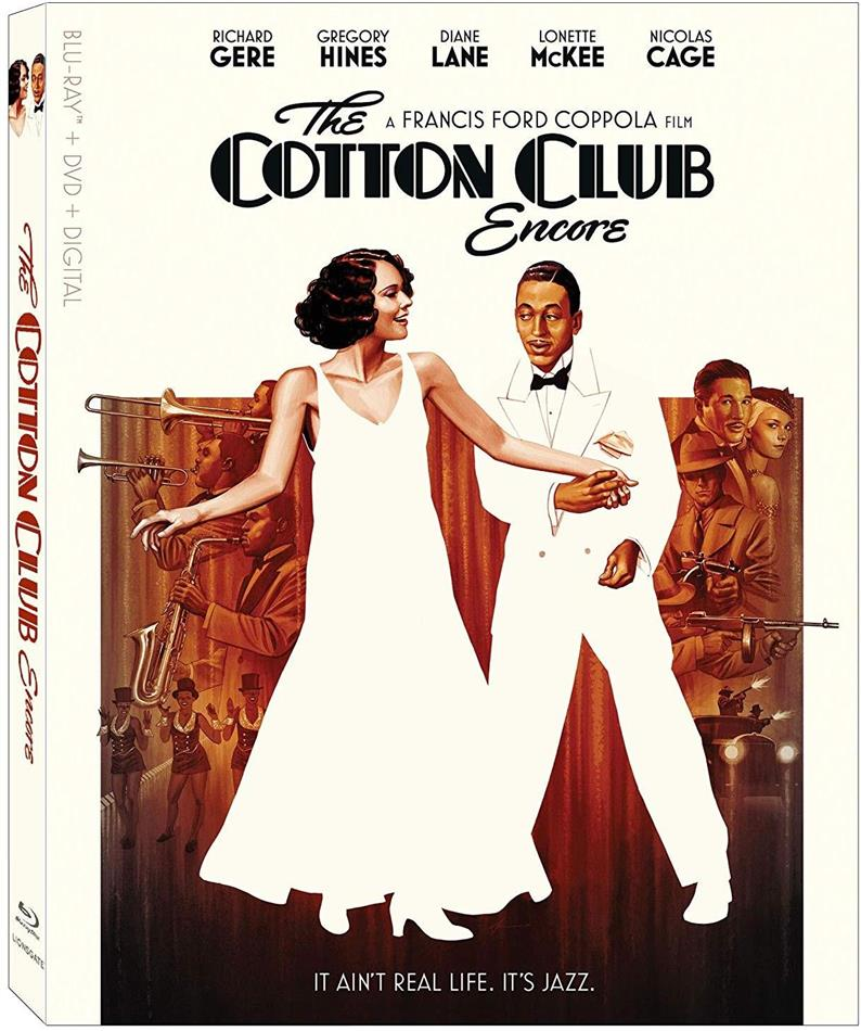 The Cotton Club - Encore (1984) (Blu-ray + DVD)