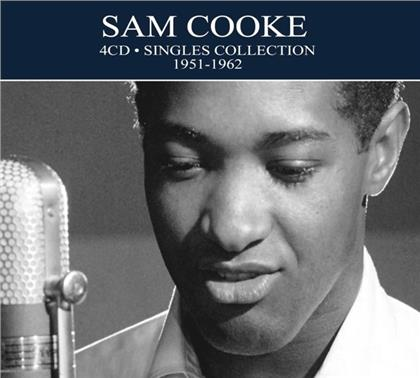 Sam Cooke - Singles Collection 1951 - 1962 (Digipack, 4 CDs)