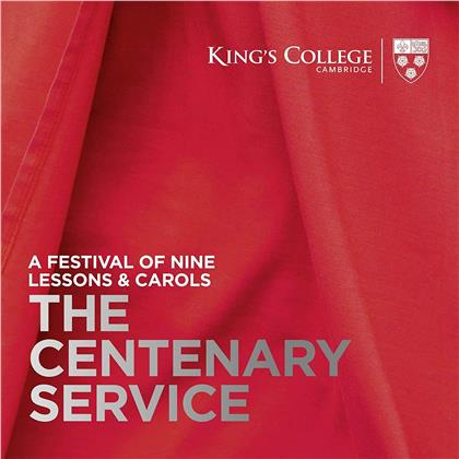 Choir Of King's College Cambridge - Nine Lessons & Carols: The Centenary Service (SACD)