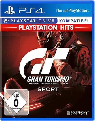 Gran Turismo Sport - (Playstation Hits)