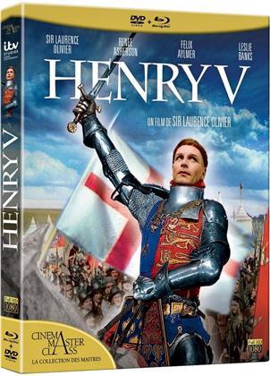 Henry V (1944) (Blu-ray + DVD)