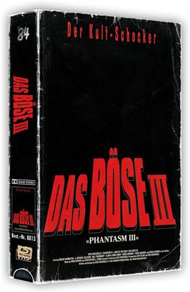 Das Böse 3 (1994) (VHS Box, + Poster, Uncut, Blu-ray + 2 DVDs)