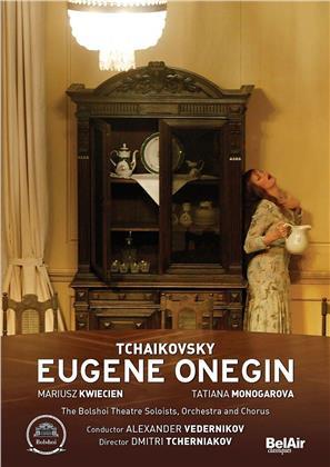 Bolshoi Theatre Soloists, Alexander Vedernikov, … - Tchaikovsky - Eugene Onegin (2 DVDs)