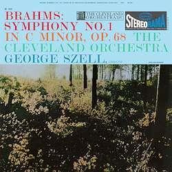 Johannes Brahms (1833-1897), George Szell & The Cleveland Orchestra - Symphonie No. 1 (LP)