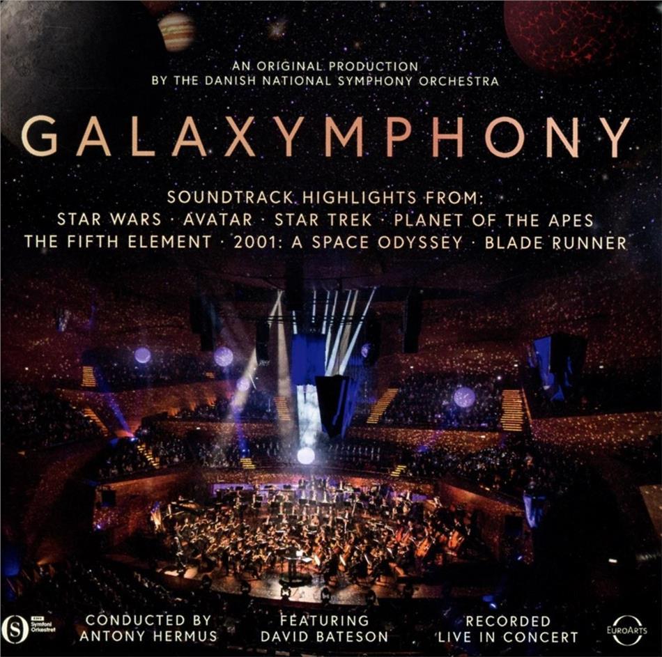 Danish National Symphony - Galaxymphony - Star Wars/Star Trek/Blade Runner/Interstellar