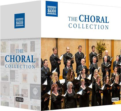 THe Choral Collection (Naxos, 30 CDs)