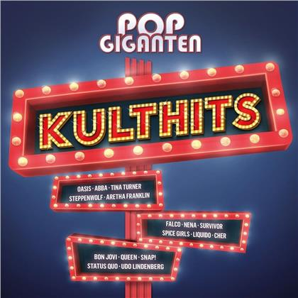 Pop Giganten - Kulthits (2 CDs)
