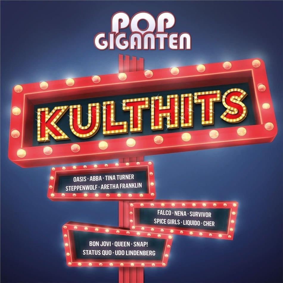 Pop Giganten - Kulthits (2 CDs)