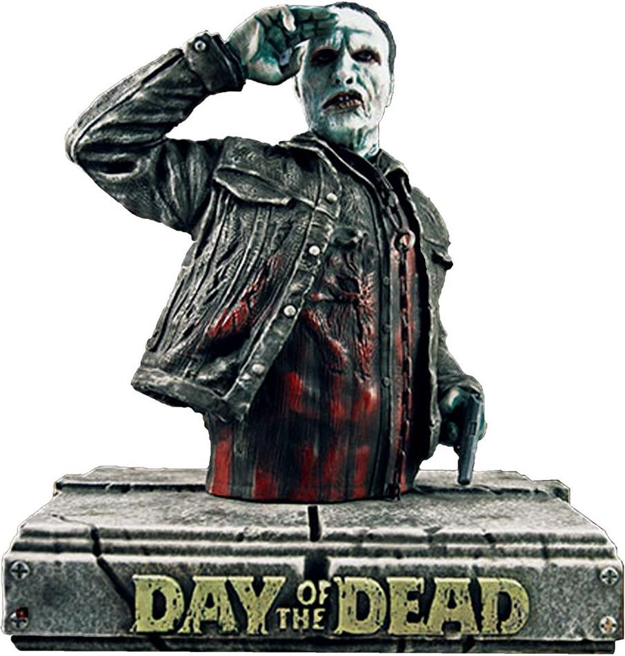 Day of the Dead (1985) (con Figurina, Edizione Limitata, Mediabook, Blu-ray + DVD)