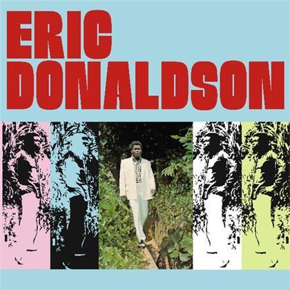 Eric Donaldson - --- (2019 Reissue, Edizione Limitata)