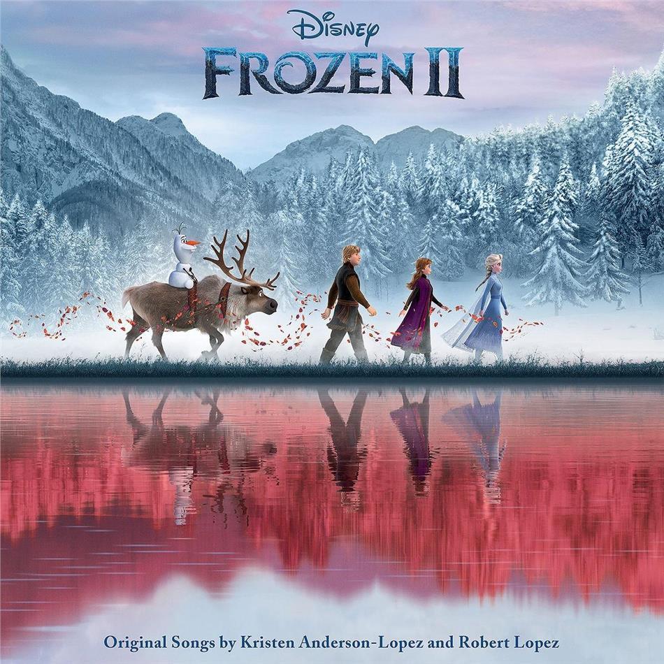 Frozen 2 - The Songs - OST Disney (LP)