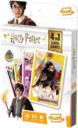 Harry Potter 4in1