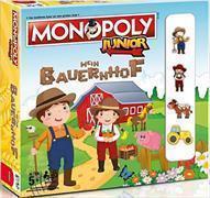 Monopoly Junior - Mein Bauernhof