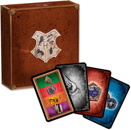 Harry Potter I go to Hogwarts Kartenspiel