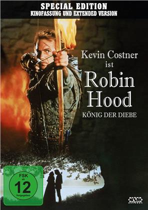Robin Hood - König der Diebe (1991) (Extended Edition, Kinoversion, Special Edition, 2 DVDs)