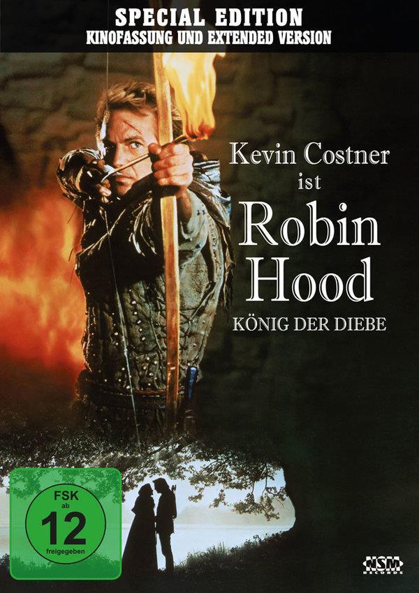 Robin Hood - König der Diebe (1991) (Extended Edition, Kinoversion, Special Edition, 2 DVDs)